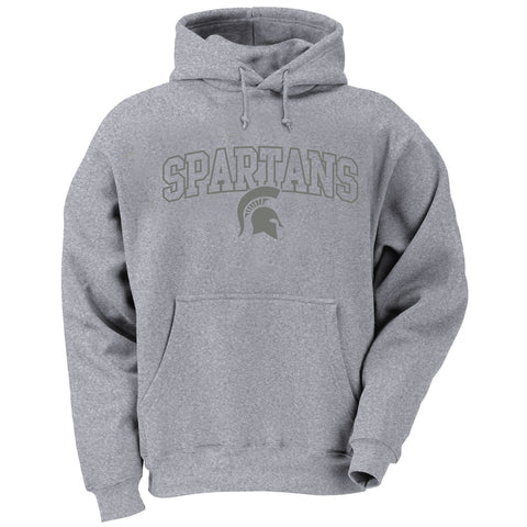 Even Split Shadow MSU JST Hoodie