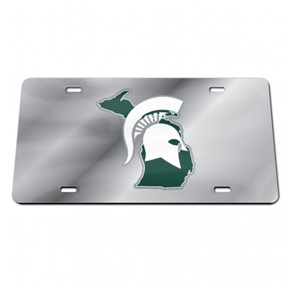 MSU State of Michigan License Plate Frame