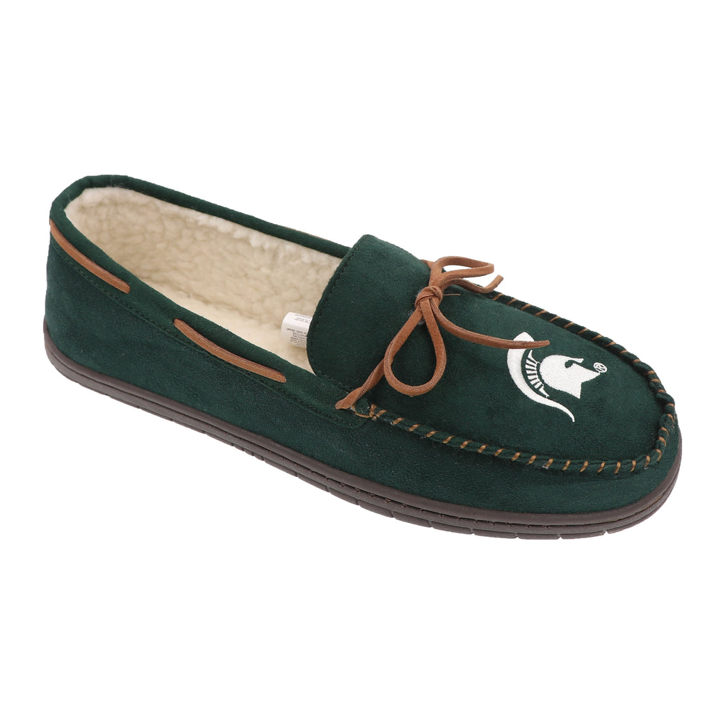 MSU Big Logo Moccasin