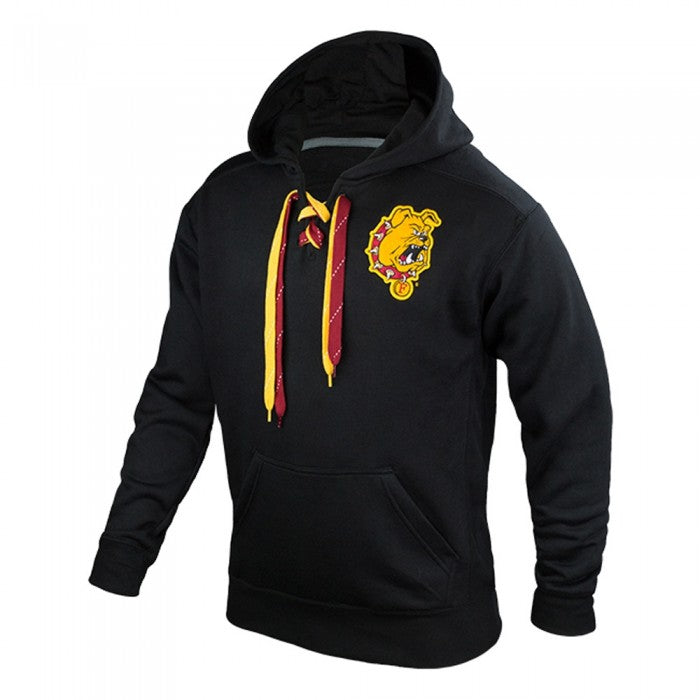 Bulldogs Laces Ferris State OL2A Hoodie