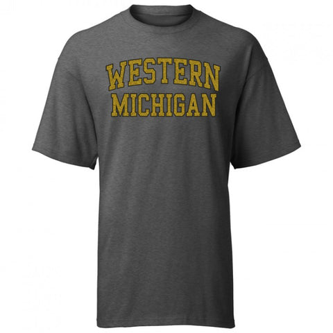 Arched 2 Color WMU T-Shirt