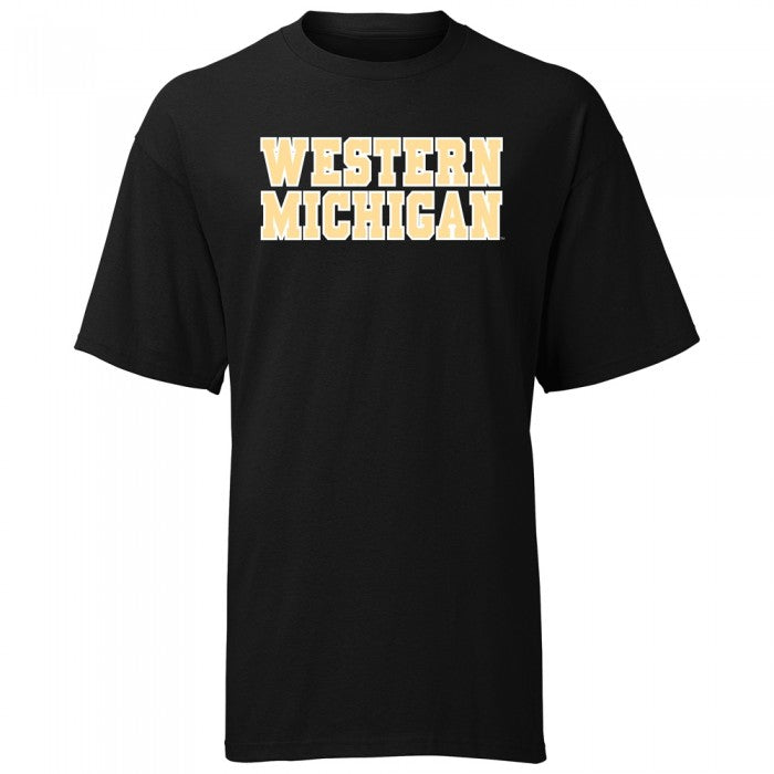 Blocky 2 Color WMU B2T T-Shirt