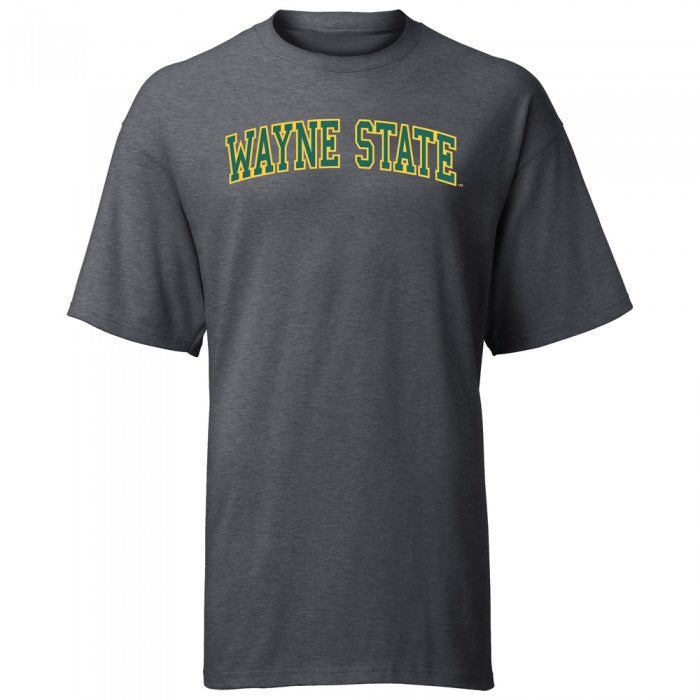Arched 2 Color Wayne State A2T T-Shirt
