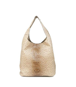 Mil Bolsos Bolso hobo MARRON Bolso hobo animal print BENU