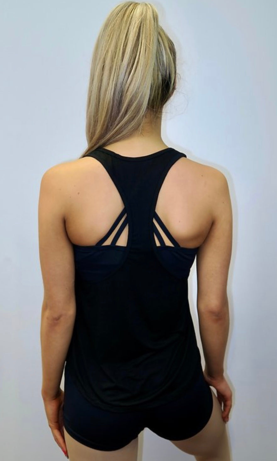 Active Drop Arm Singlet