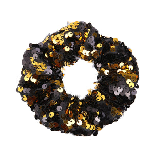 Sequin Scrunchie
