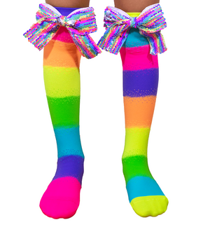 MadMia Bows To Toes Socks