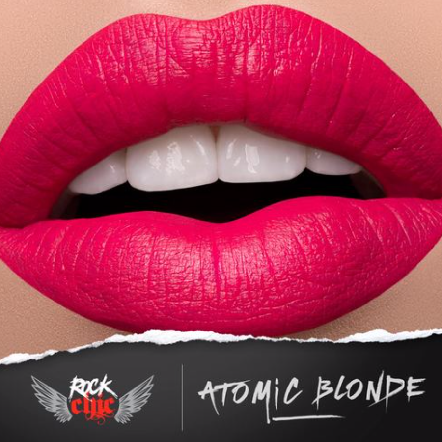"MODELROCK Liquid Lipstick ""Atomic Blonde"""
