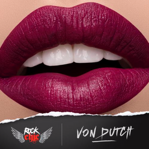 "MODELROCK Liquid Lipstick ""Von Dutch"""