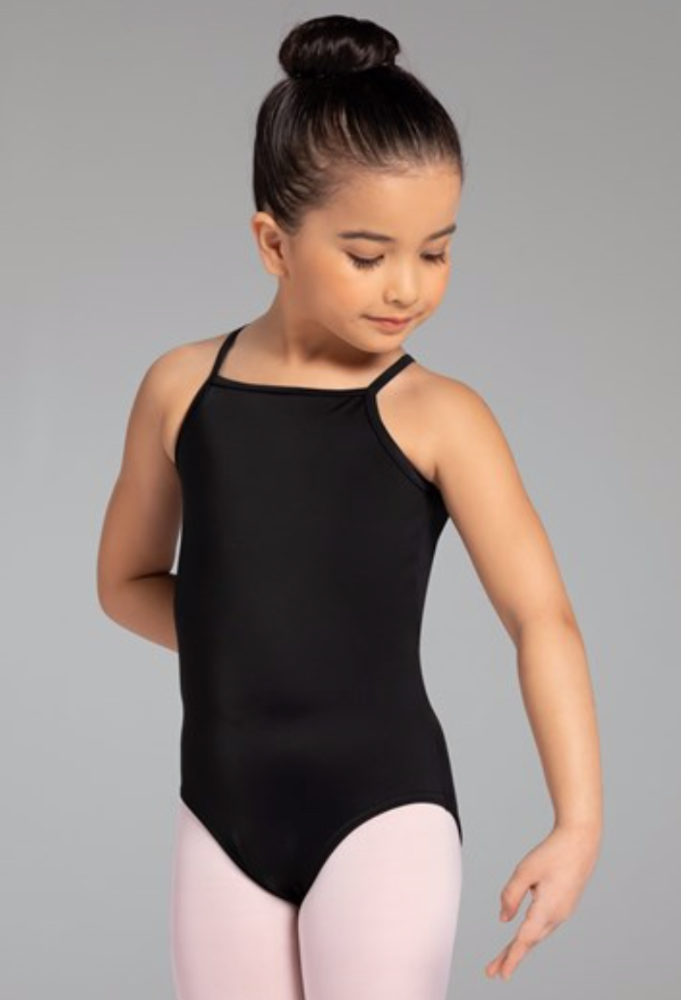 Flocked Cherry Blossom Leotard