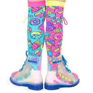 MadMia Candy Land Socks