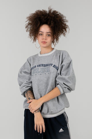 Vintage St Louis University High Crewneck