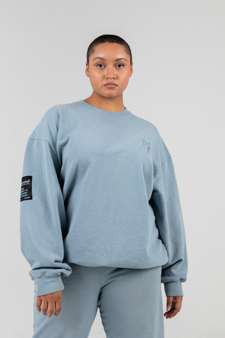 THE ESSENTIALS UTOPIA 001. CREWNECK
