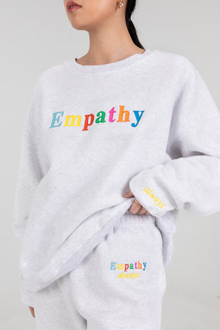 EMPATHY ALWAYS SWEATPANTS