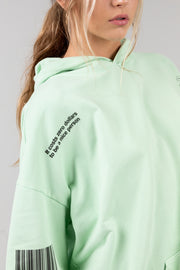 It Costs $0 Seafoam Hoodie