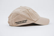 'Inspired By The Fear Of Being Average' Hat