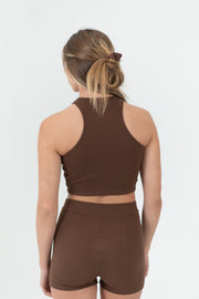 Mayfair PSA Loungewear Set - Brown