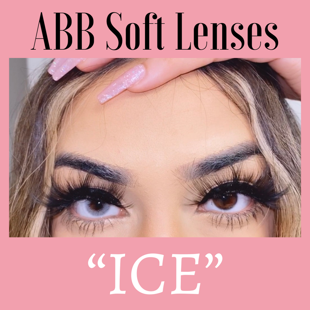 """ICE"" - Soft Contact Lens Kit"