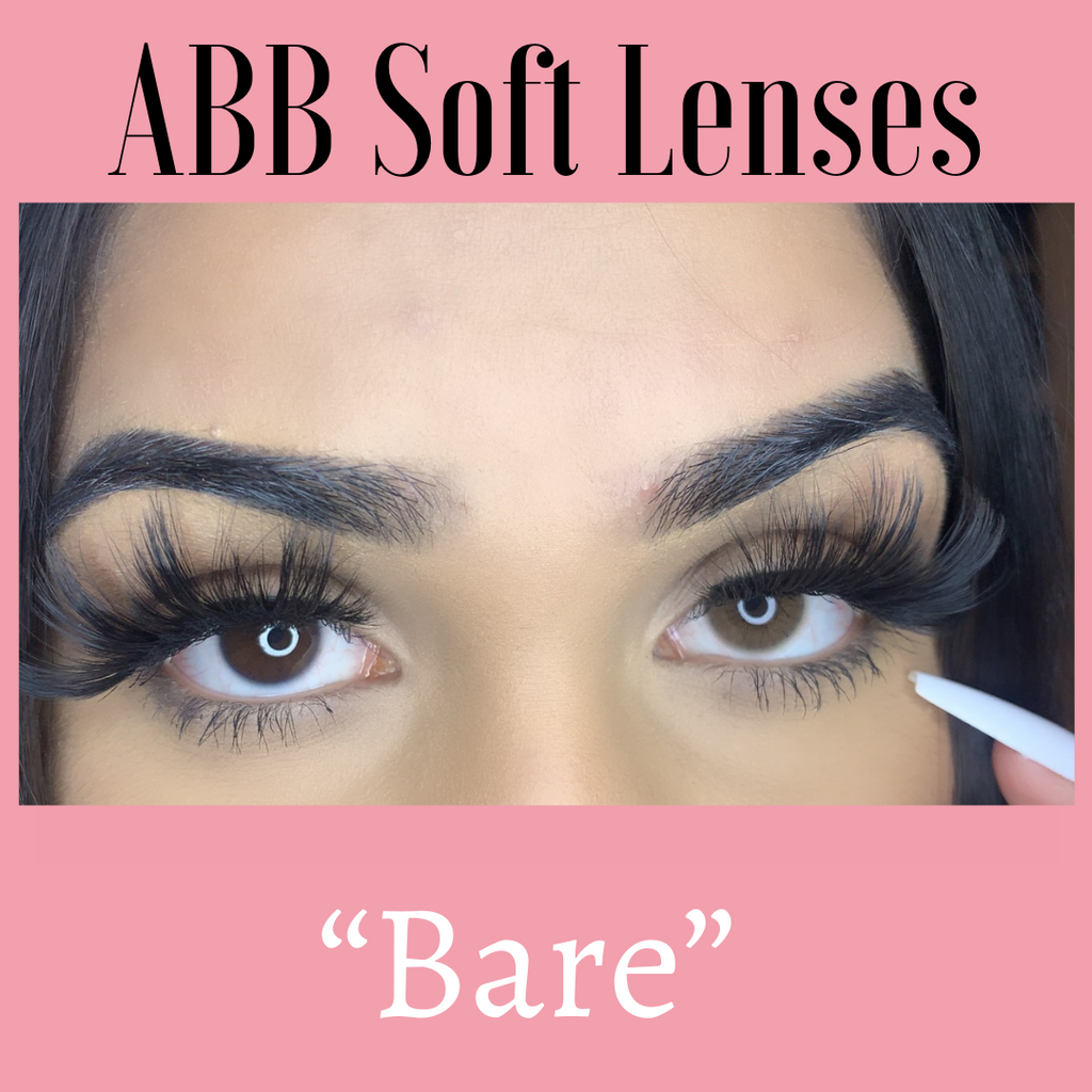 """Bare"" - Soft Contact Lens Kit"