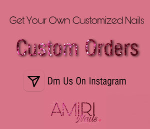 Custom Order Set - AmiriBeautyBar