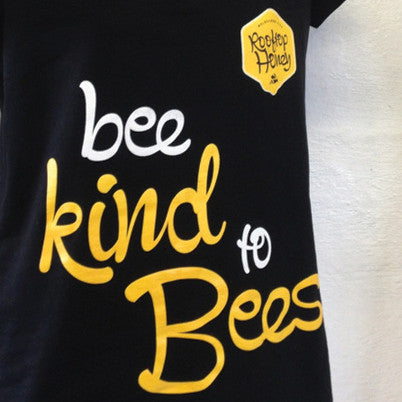 T-Shirt - Bee Kind to Bees - Women's Large