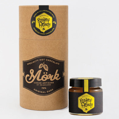 Gift - Mörk Chocolate & Melbourne City Rooftop Honey