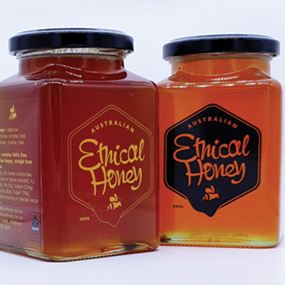 Honey - Ethical Honey 500g