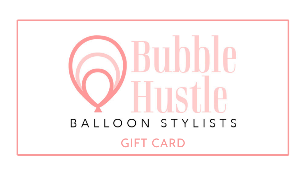 Bubble Hustle Gift Cards