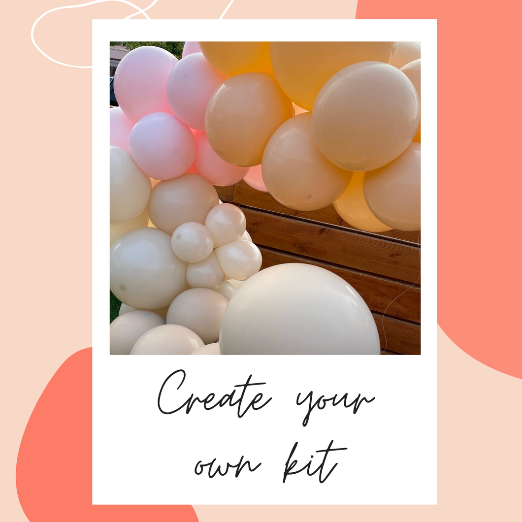 Create Your Own Kit