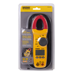 Sperry Instruments DSA540A Digital Clamp Meter, 400A AC/DC