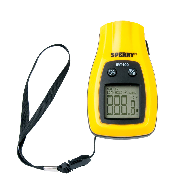 Sperry Instruments IRT100 Pocket Infrared Thermometer