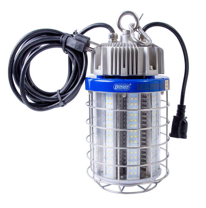 Bergen Industries K5100 High Bay Temp Light 100w LED, IP65, 13,000lm, 5000k