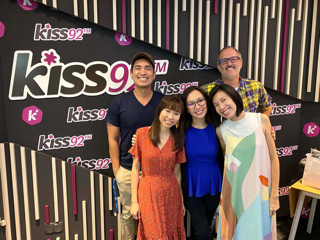 Love Bonds featured on Kiss92