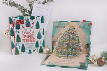 Load image into Gallery viewer, [Below $40] Pick a Pine Tree Christmas Book & Conversation Guide + Parent-and-Child Conversation Starters