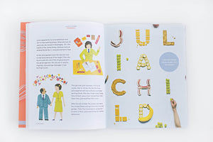 OPTIMISTIC: Bravery Magazine Issue 7 – JULIA CHILD + Conversation Guides