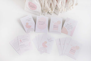 Parent-and-Child Conversation Starters (Lite version): Perfect for birthday party goodie bag gift