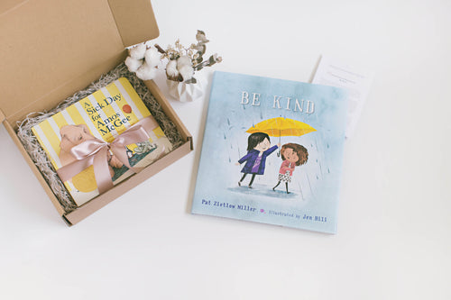 KINDNESS - 2 Books Bundle + Conversation Guides (Original Price: $74)