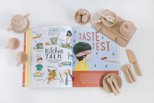 Load image into Gallery viewer, EnStories Cookery Set x Bravery Mag Issue 7 Bundle – Conversation Guides + Recipe Guides (UP: $109)