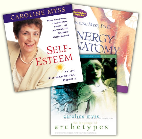 The Essential Caroline Myss Collection