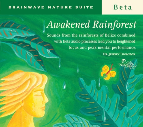Brainwave Nature Suite: Awakened Rainforest