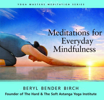 Meditations for Everyday Mindfulness