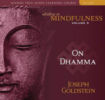 Abiding in Mindfulness Volume 3 - CE Credits