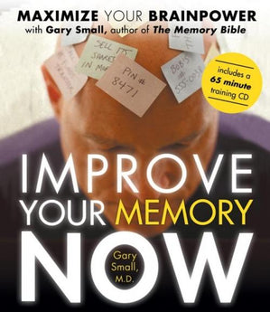 Improve Your Memory Now - CE Credits