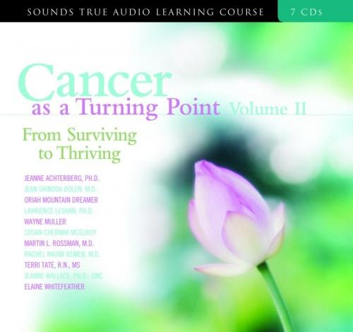 Cancer as a Turning Point Volume II - CE Credits
