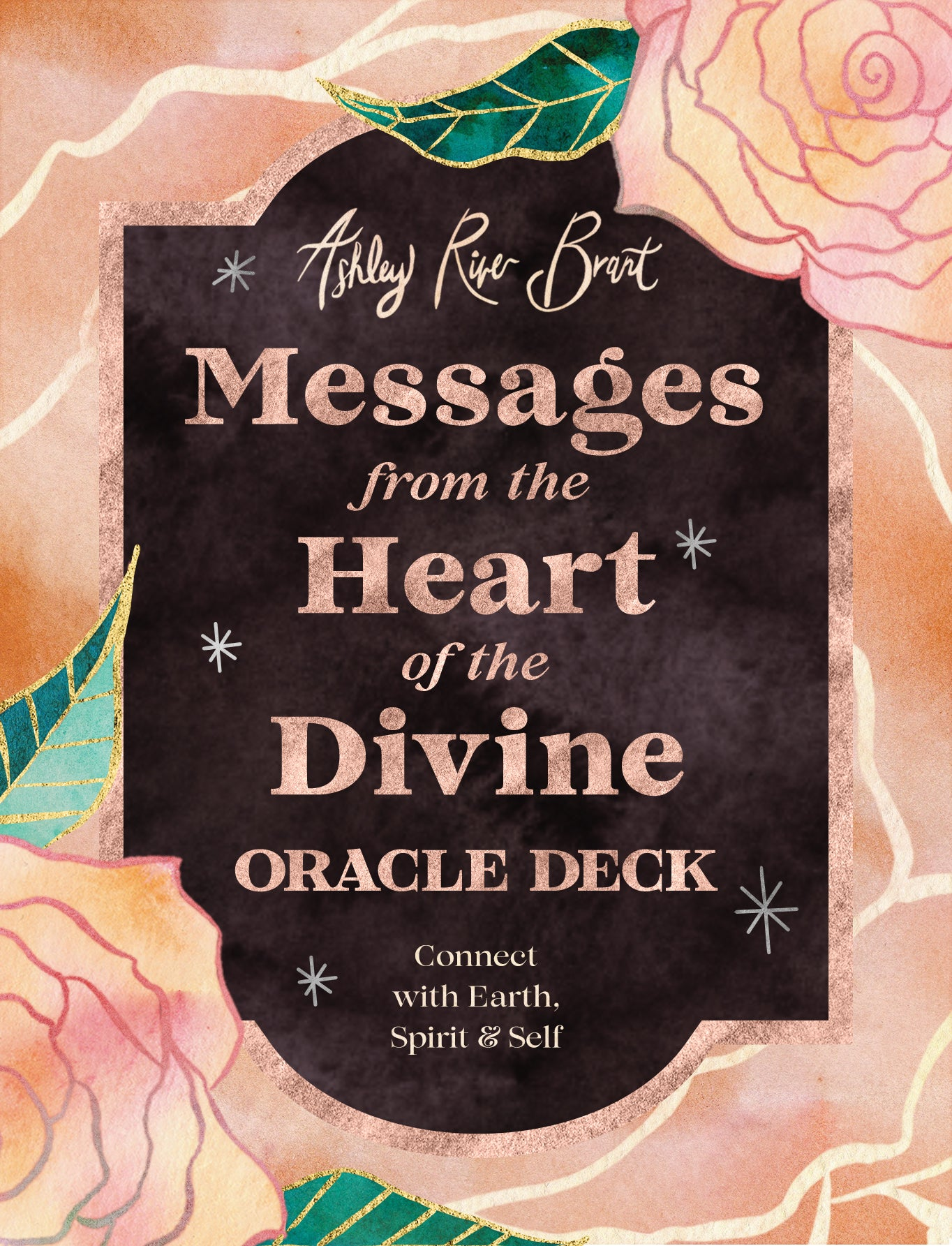 Messages from the Heart of the Divine Oracle Deck