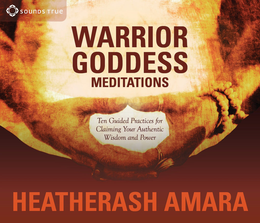 Warrior Goddess Meditations - CE Credits