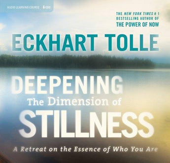 Deepening the Dimension of Stillness - CE Credits