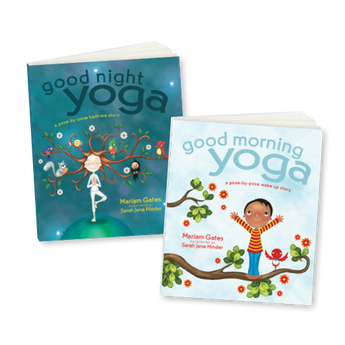 Good Night Yoga & Good Morning Yoga Bundle