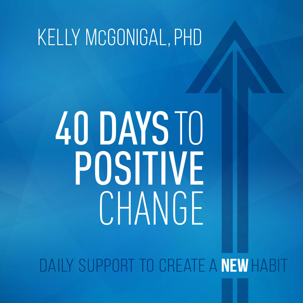 40 Days to Positive Change Online Course - (Staging)