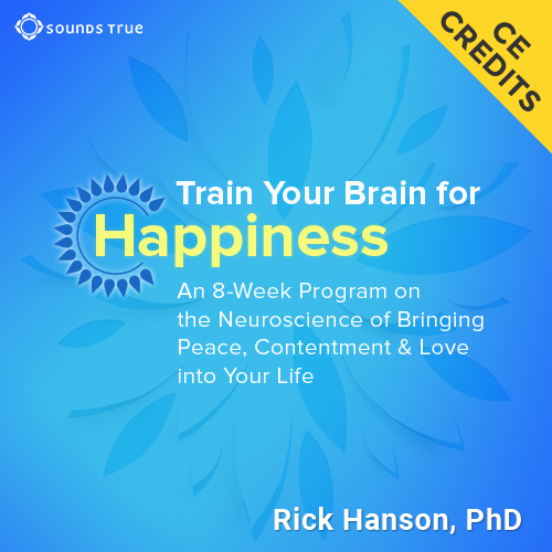 Train Your Brain for Happiness - CE Credits